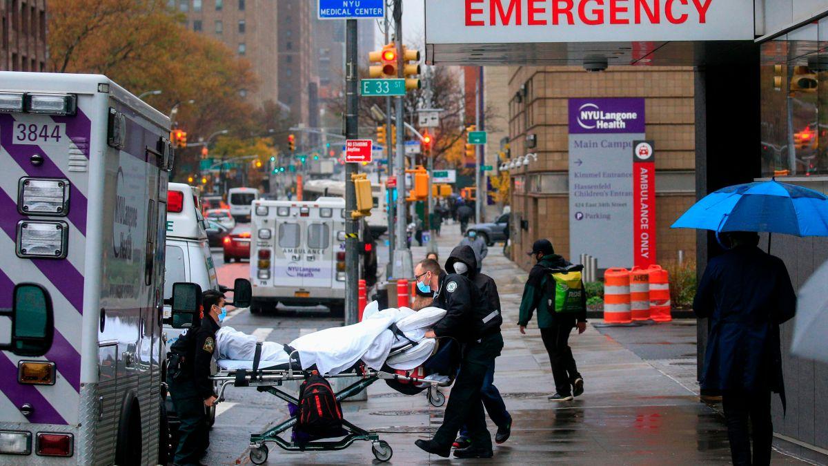 www.nbcboston.com: Coronavirus Live Updates: NY Sets Emergency Hospital Measures; U.S. Air Travel Reaches 1.2 Million