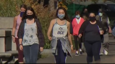 Stronger Mask Mandate in Bay State Requires Face Coverings Outdoors