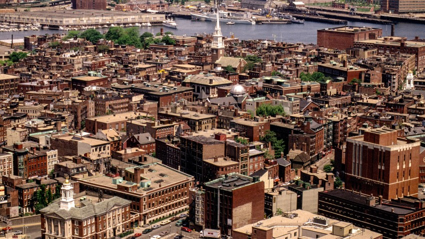 North End & Old North Church