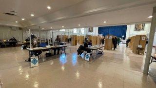 Stoneham Election Day Voting 2020