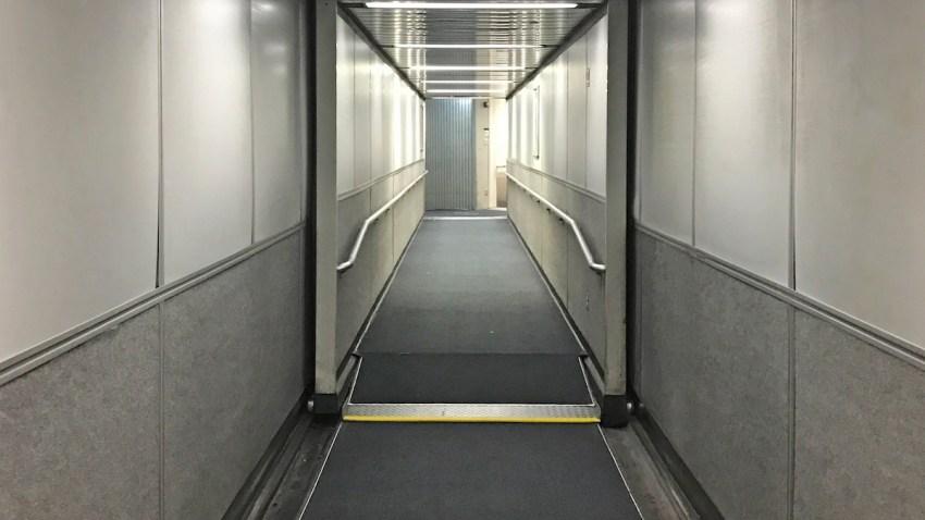 Airport Jet Bridge