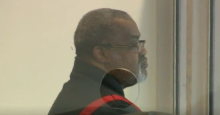 Pastor Willie Wilkerson appears in court on drug charges in 2017.