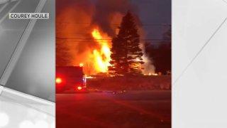 east bridgewater fire