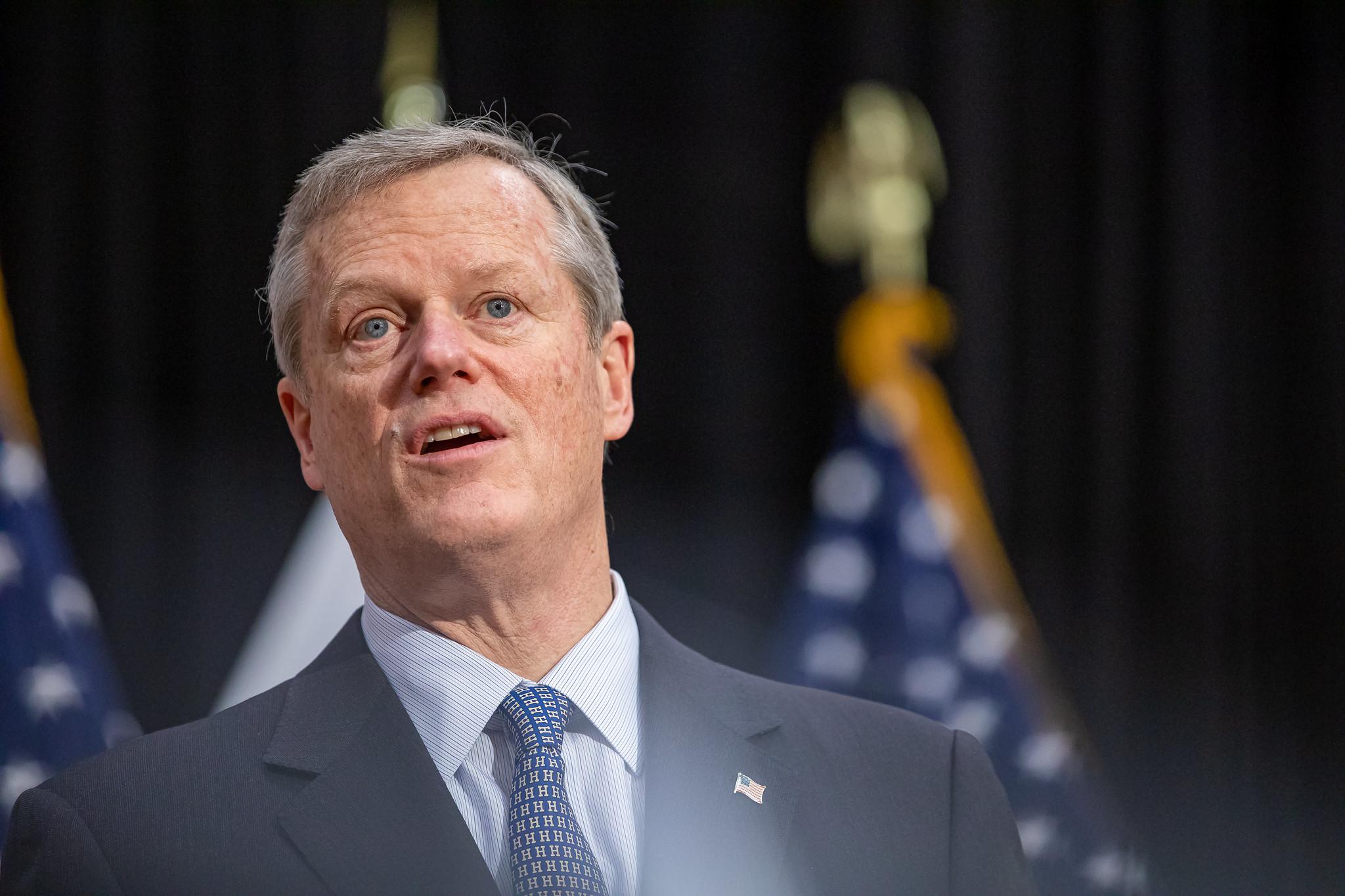 Governor Baker Press Conference – NBC Boston