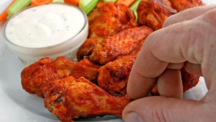 Generic Buffalo Wings Getty Images