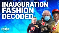 Bernie Sanders' Iconic Mittens and More Inauguration Day Fashion