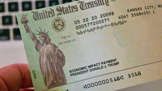 American Rescue Plan Stimulus Checks