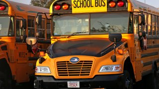 Buses escolares