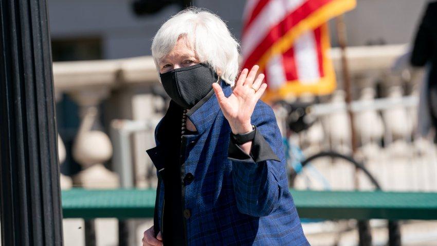 Treasury Secretary Yellen to Restart Hedge Fund Oversight Panel as Part of Financial Reform Goals