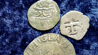 17th century coins