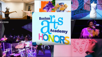 Supporting Future Artists Through Boston Arts Academy Honors