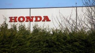 Honda Motor Co.'s U.K. Plant Ahead of Closure