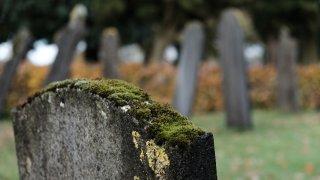 gravestone headstone generic