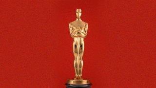 Academy Award statuette.