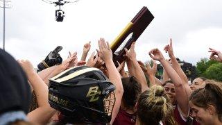 bc womens lacrosse