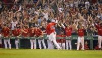 Alex Verdugo's Home Run Continues Red Sox' Amazing Comeback Trend