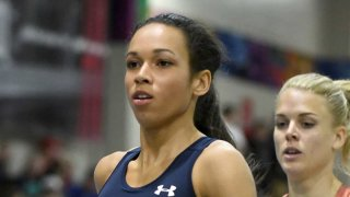 Jamaica's Aisha Praught-Leer plans to compete in Tokyo despite a severe knee injury that requires surgery as soon as possible..