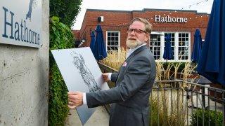 Hathorne pop-up restaurant owner John Stephenson