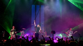 Citi and Live Nation Present Imagine Dragons Live at The Belasco in Los Angeles and Broadcast in VR Via NextVR