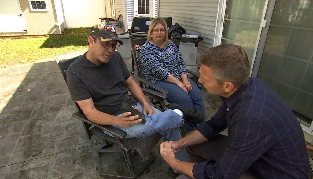 John and Leslie Dwyer talk to NBC10 Boston's Ryan Kath
