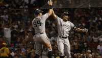 Nightmare Scenario Unfolding for Red Sox Against Yankees After Stanton Grand Slam