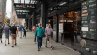 Hub Hall Collection of Eateries Opens at North Station