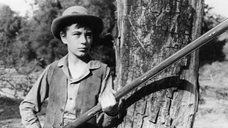 Tommy Kirk on Old Yeller