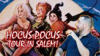 A 'Hocus Pocus' Tour of Salem!