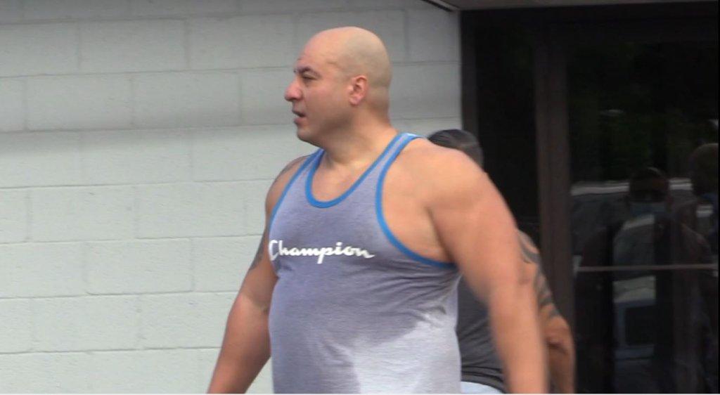 Worcester police Officer Rodrigo Rodrigo Oliveira