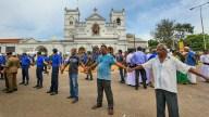 Sri Lanka Church Blasts Photo Gallery