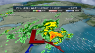 Thunderstorms Possible in Northern New England