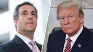 Trump: Cohen Represents Me in 'Crazy' Stormy Daniels Case