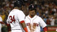 Mookie Betts' Incredible David Ortiz-themed Cleats Will Blow Your Mind