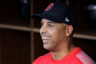 Sox Manager Cora Takes Issue with Trump's Hurricane Remarks