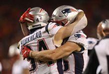New England Patriots Advance to Super Bowl LIII