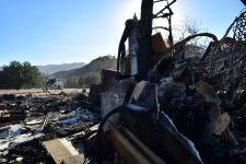 Historic Paramount Movie Ranch Destroyed by Fire To Be Rebuilt