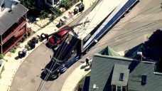 Tractor-Trailer Takes Down Wires, Knocks Out Power in Boston