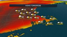 Early Warning Weather: Expect Heat, Humidity on Monday