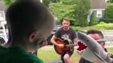 Sick Boy, 3, Who Can't Leave Home Gets Special Concert