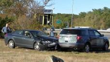 Driver Slams Car Into Parked State Police Cruiser in Woburn