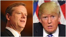 Baker on Trump: 'Disgraceful, Discouraging and Depressing'