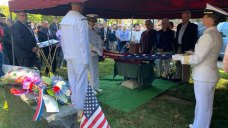 Huge Turnout at Funeral for Navy Vet Who Dies With Nearly No Family