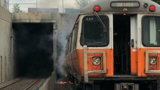 'Stop the Train!' MBTA Track Fire Severely Disrupts Orange Line
