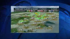 Muggy, Unsettled Weather Continues