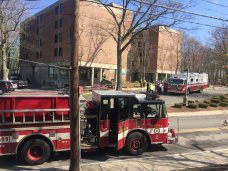 17 People Treated After Hazmat Situation