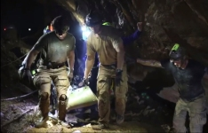 Thailand Seeks Control Over Movies About Cave Rescue