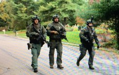 Police Involved in Standoff With Armed Subjects in Easton