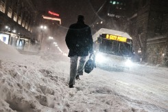 TIMELINE: Hour-by-Hour Breakdown of Thursday's Snowstorm