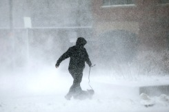 Snow for Parts of New England; Bigger Storm Headed Our Way