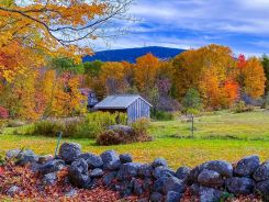 These Stunning Photos Show New England Foliage In All Its Glory